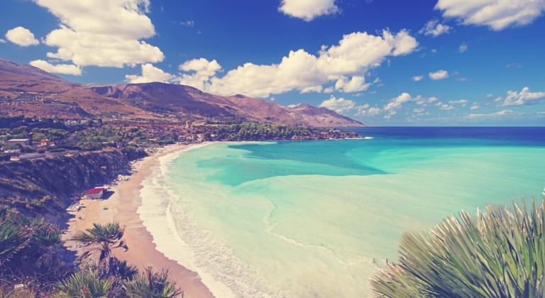Bucht von Sizilien
