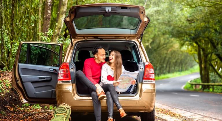 Mietwagen Minivan