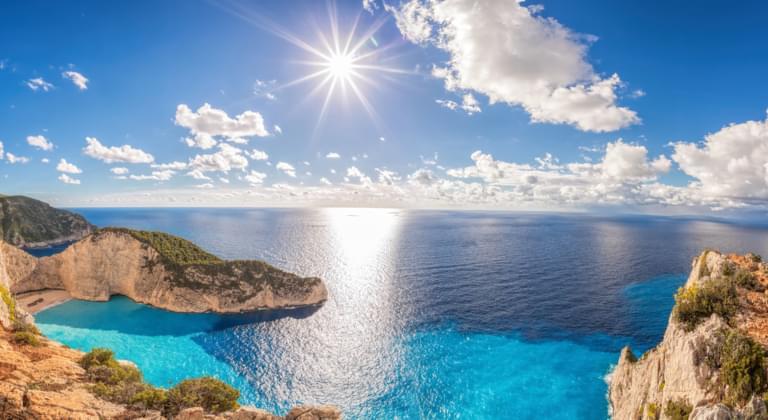 Bucht von Zakynthos