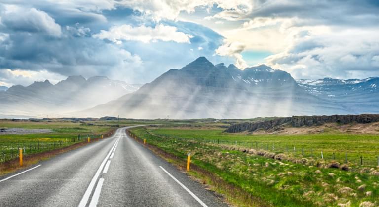 Huurauto IJsland